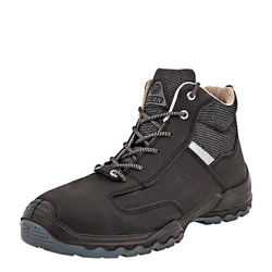 Outdoor 318 Black Ankle Boot (S3 SRA)